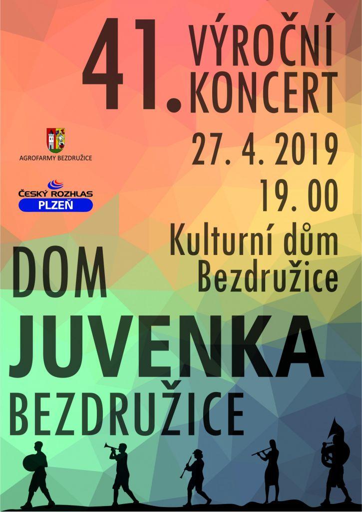 41. výroční koncert DOM Juvenka 1
